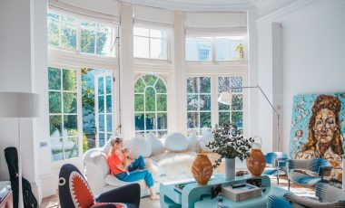 Modern Design Ideas for Living Room Windows
