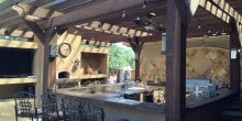 Things To Consider When Designing An Outdoor Kitchen